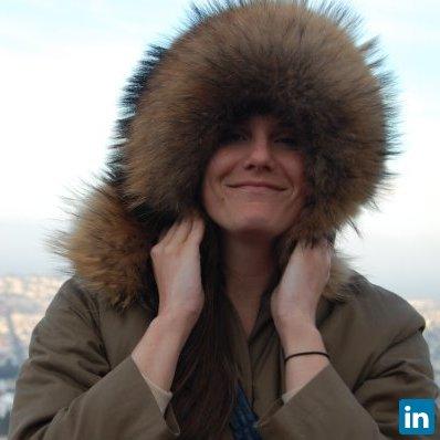 Rebecca Pederson's Profile on Staff Me Up