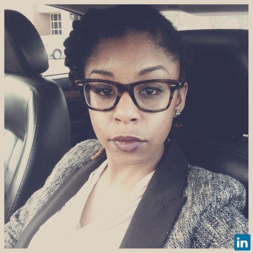 LaTosha Cooper's Profile on Staff Me Up