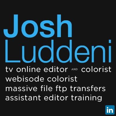 Josh Luddeni's Profile on Staff Me Up