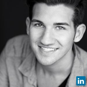 Dylan Weber's Profile on Staff Me Up