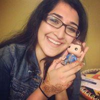 Amna Shabbir's Profile on Staff Me Up