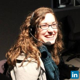 Caitlin Langan's Profile on Staff Me Up