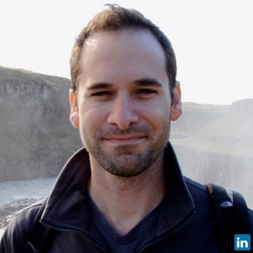 Andrew Mendelson's Profile on Staff Me Up