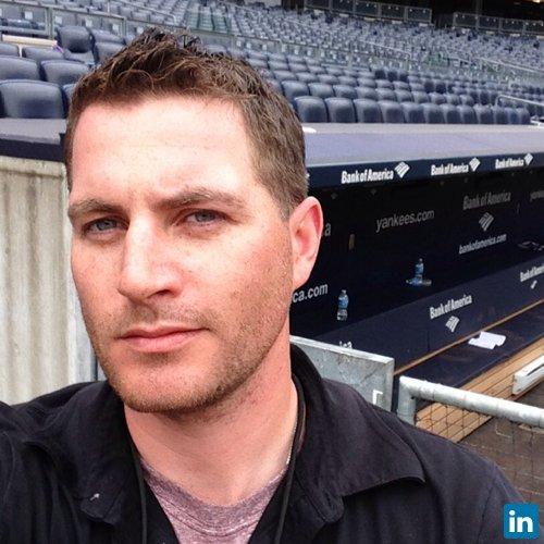 Adam Garrett's Profile on Staff Me Up
