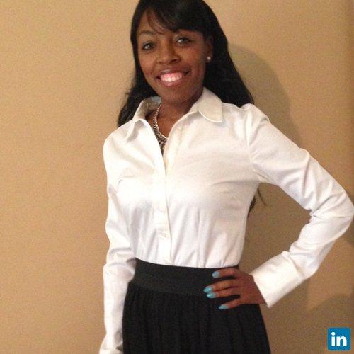 Rashika Roberts's Profile on Staff Me Up
