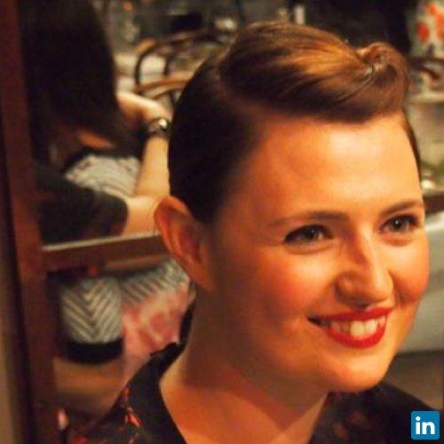 Elizabeth Elston's Profile on Staff Me Up