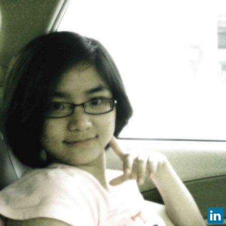 Amanda Zhang's Profile on Staff Me Up