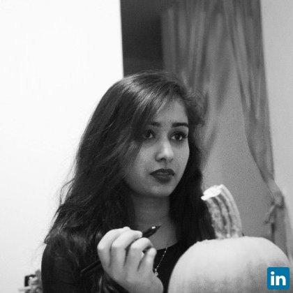 Deepti Menon's Profile on Staff Me Up