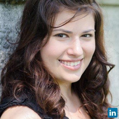Jena Goldberg's Profile on Staff Me Up