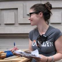 Anna Baraldi-Hamilton's Profile on Staff Me Up