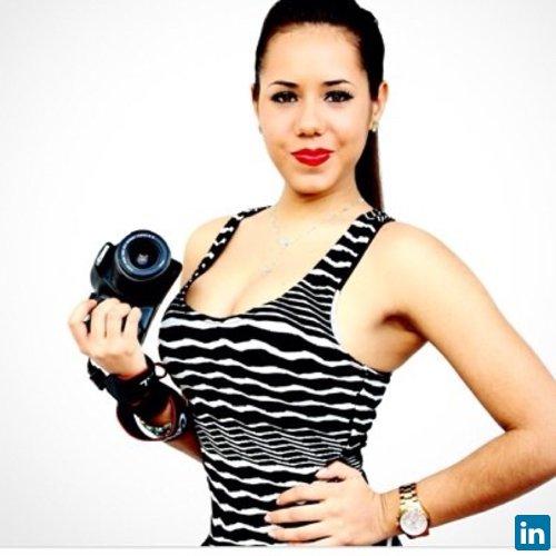 Veronica Dominguez's Profile on Staff Me Up