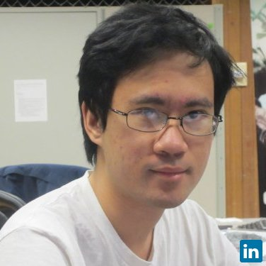 JJ Wang's Profile on Staff Me Up
