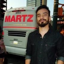 Alberto Martz's Profile on Staff Me Up