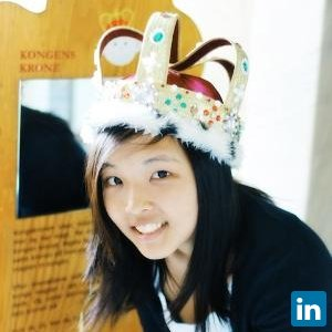 Connie Qin's Profile on Staff Me Up