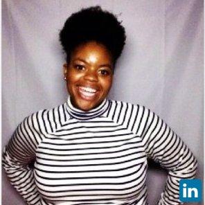 Briawnna Jones's Profile on Staff Me Up