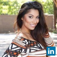 Karina Lujan's Profile on Staff Me Up