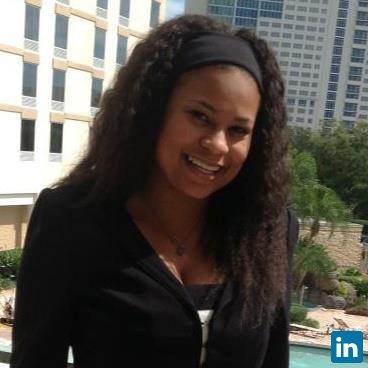 Nadia Tolbert's Profile on Staff Me Up