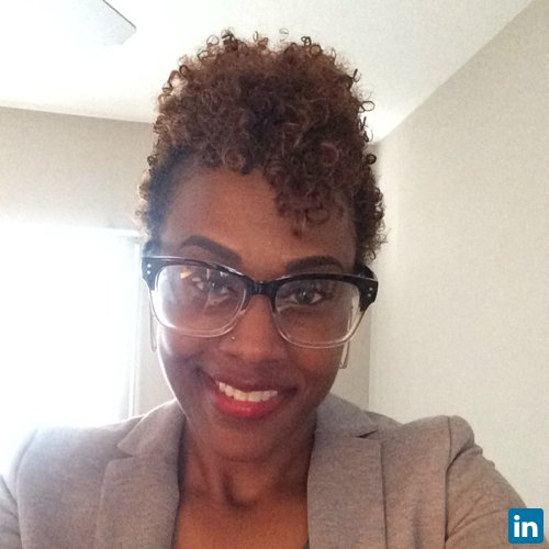 Tenelle Brown's Profile on Staff Me Up
