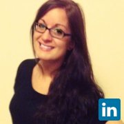 Katie Rubino's Profile on Staff Me Up
