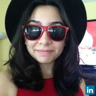 Melissa Espinoza's Profile on Staff Me Up