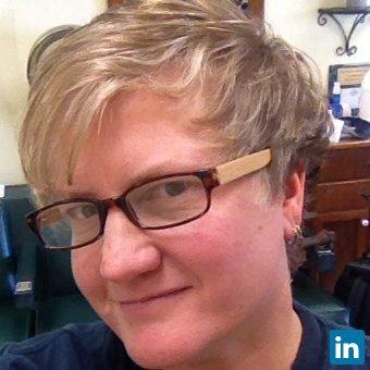 Liz Morin's Profile on Staff Me Up