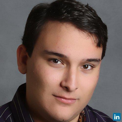 Mitchel Hacker's Profile on Staff Me Up