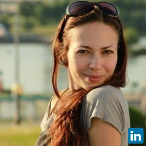 Olga Loginova's Profile on Staff Me Up