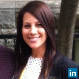 Christine Hadik's Profile on Staff Me Up