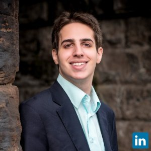 Adam Shear's Profile on Staff Me Up