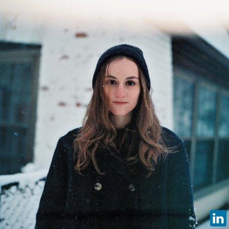 Katherine Harrison's Profile on Staff Me Up