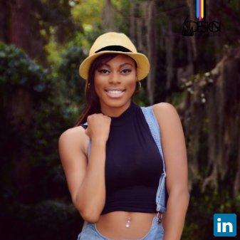 Triyonna King's Profile on Staff Me Up