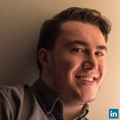 Noah Eberhart's Profile on Staff Me Up