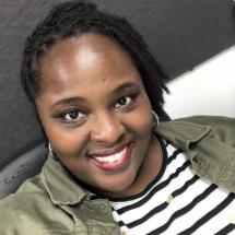 Kimberly Keys's Profile on Staff Me Up