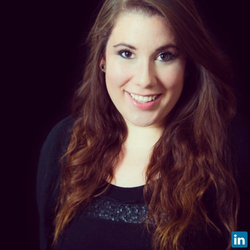 Richelle Bodensiek's Profile on Staff Me Up