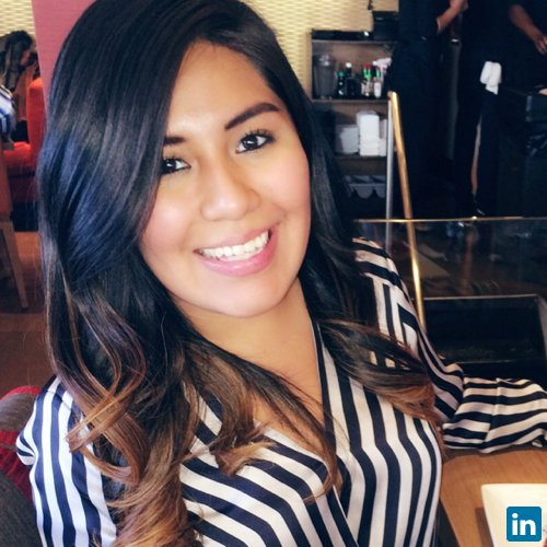 Shirley Ramos's Profile on Staff Me Up