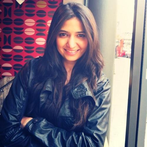 Pooja Desai's Profile on Staff Me Up