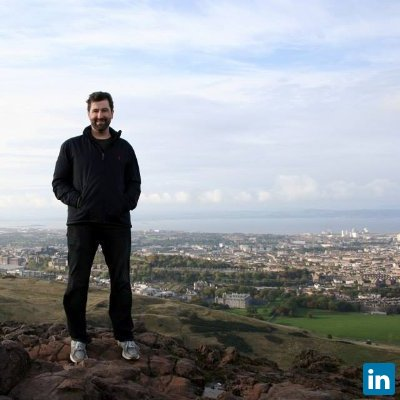 Colin Gilroy's Profile on Staff Me Up