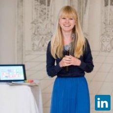 Katia Kostiukova's Profile on Staff Me Up