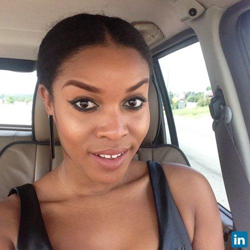Cidnee Richardson's Profile on Staff Me Up