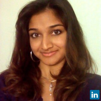 Ami Patel's Profile on Staff Me Up