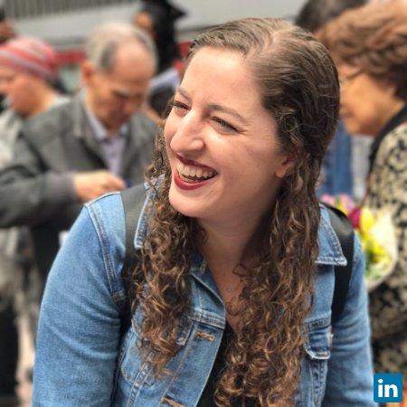 Allison Muhlstock's Profile on Staff Me Up