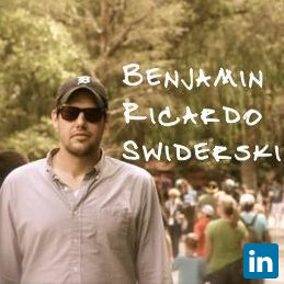 Benjamin Swiderski's Profile on Staff Me Up