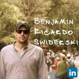 Benjamin Swiderski's Profile on Staff Me Up