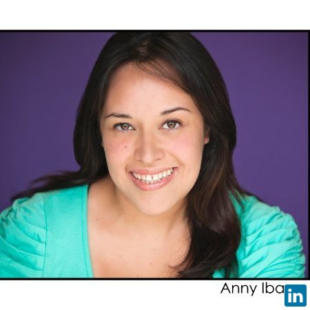 Anny Ibarra's Profile on Staff Me Up