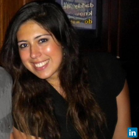 Gabriela Dematteis's Profile on Staff Me Up