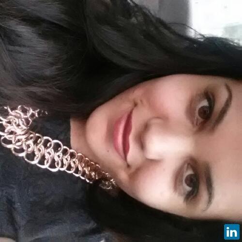 Melissa Martinez's Profile on Staff Me Up