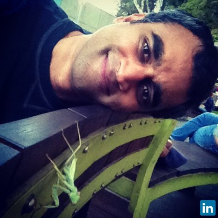 Nihar Patel's Profile on Staff Me Up