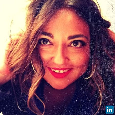 Alicia Barrón's Profile on Staff Me Up