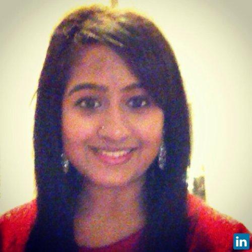 Minu Madhvani's Profile on Staff Me Up