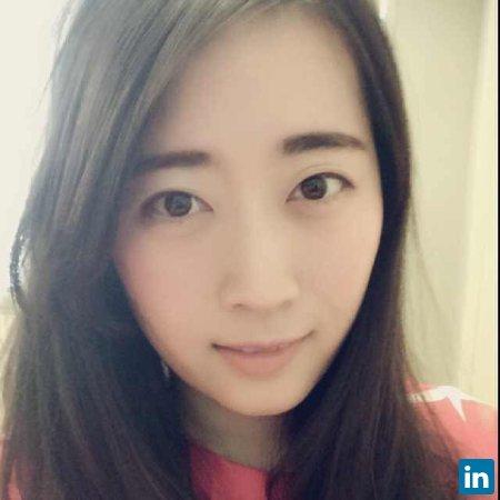 Xindi Huang's Profile on Staff Me Up